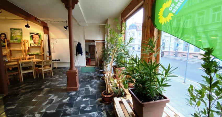 Grünes aus Schmalkalden-Meiningen und S>uhl